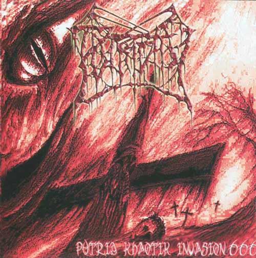 Putridity - Putrid Khaotik Invasion 666