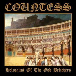 Holocaust of the God Believers cover (Click to see larger picture)