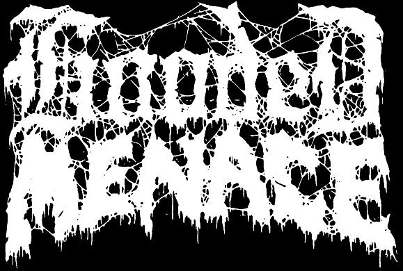 Hooded Menace - Logo