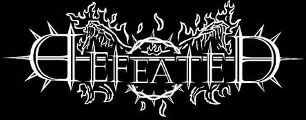 Defeated - Logo