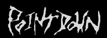 Point Down - Logo
