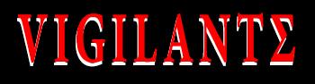 Vigilante - Logo