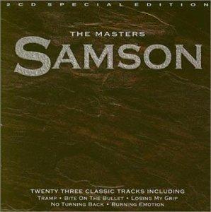 Samson - The Masters