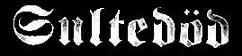 Sultedöd - Logo