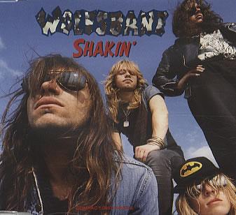 Wolfsbane - Shakin'