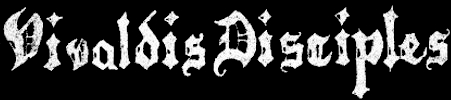 Vivaldis Disciples - Logo