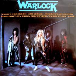 Warlock - Fight for Rock