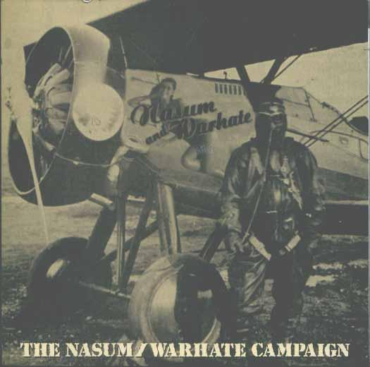 Nasum / Warhate - The Nasum / Warhate Campaign