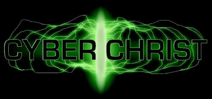 Cyber Christ - Logo