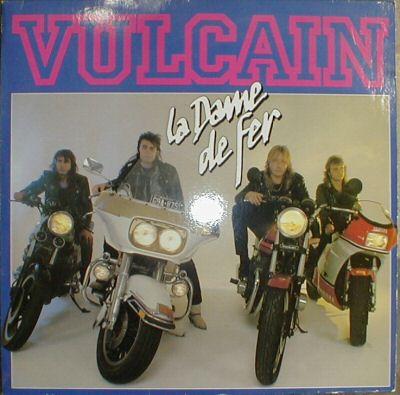 Vulcain - La dame de fer