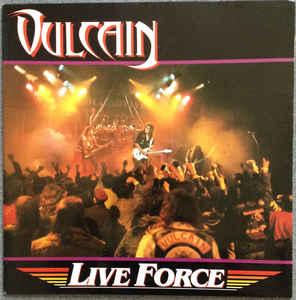 Vulcain - Live Force