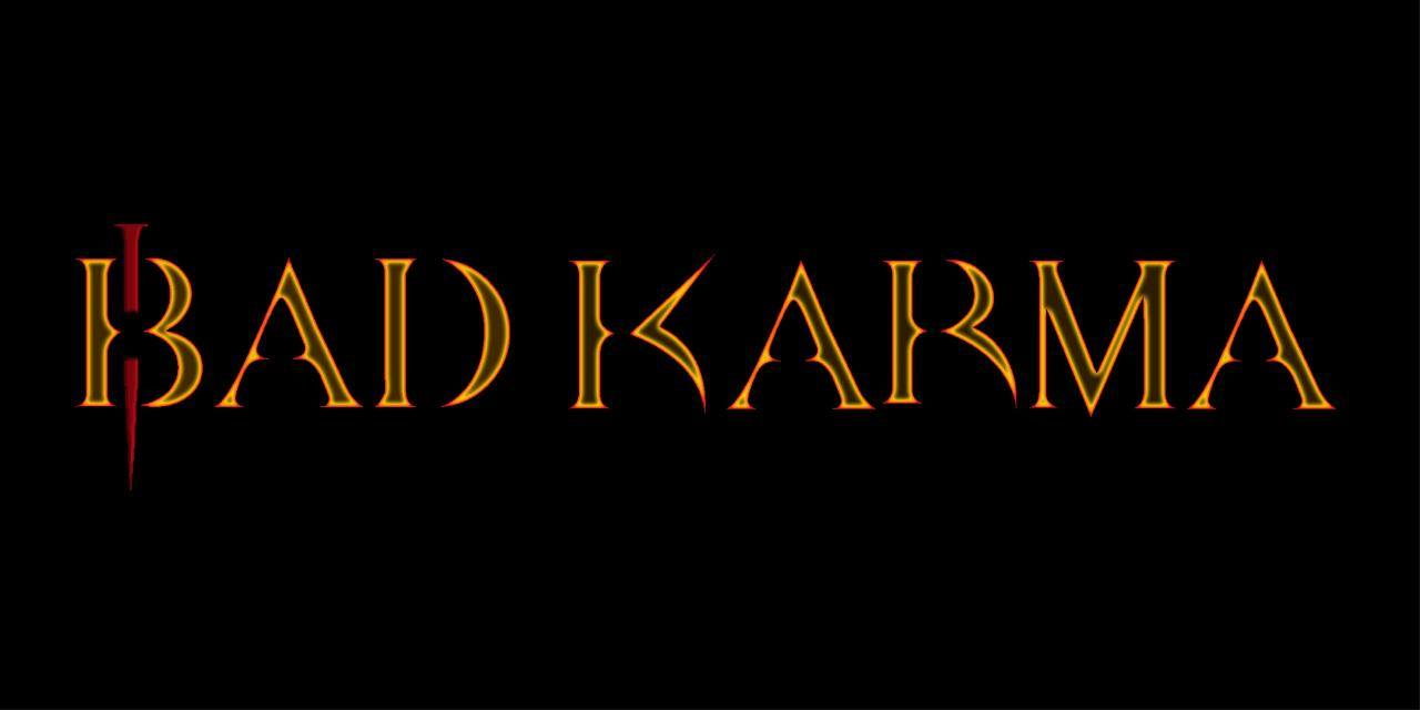 Bad Karma - Logo