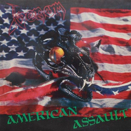 American Assault cover (Click to see larger picture)