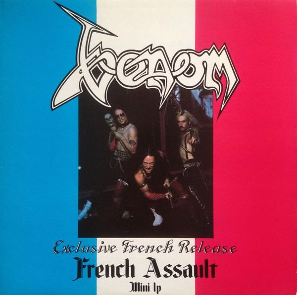 French Assault cover (Click to see larger picture)