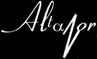 Altazor - Logo