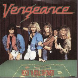 Vengeance - Rock'n'Roll Shower