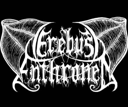 Erebus Enthroned - Logo