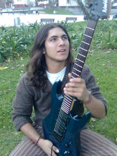 "Andres ""Destruktor"" Muñoz"