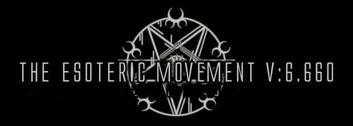The Esoteric Movement v:6.660 - Logo