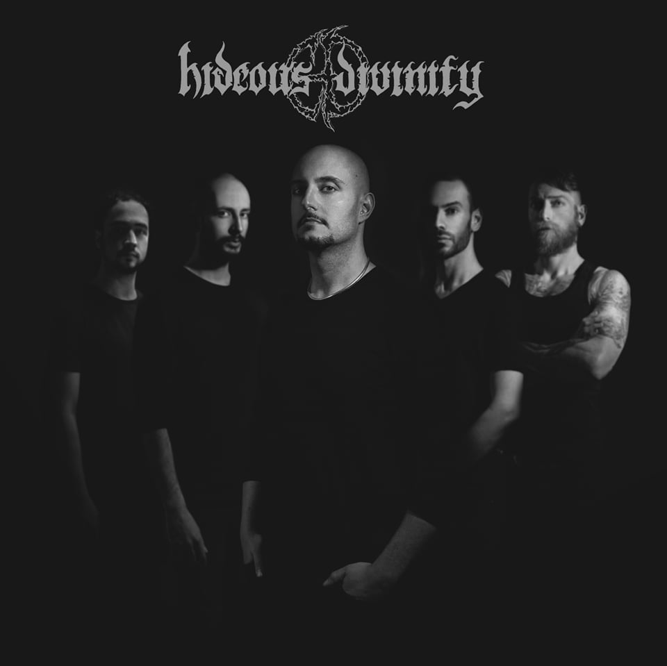 Hideous Divinity - Photo