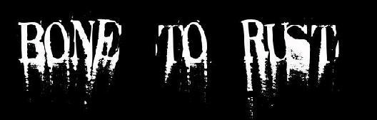 Bone to Rust - Logo