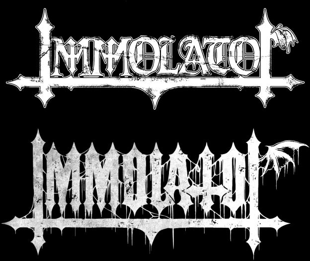 Immolator - Logo