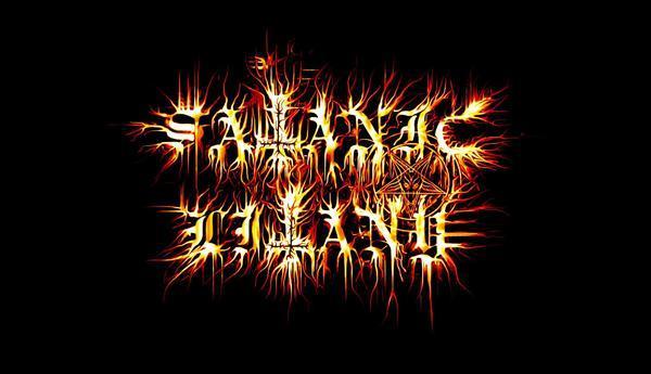 Satanic Litany - Logo