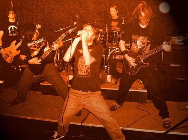 Seventh Seal Broken - Photo