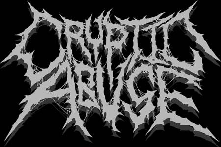 Cryptic Abuse - Logo