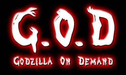 Godzilla on Demand - Logo