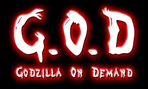 Godzilla on Demand - Logo