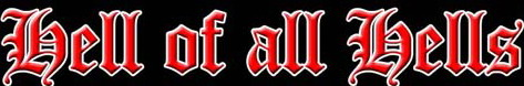 Hell of All Hells - Logo