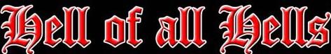 Hell of All Hells - Logo