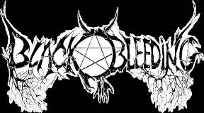 Black Bleeding - Logo