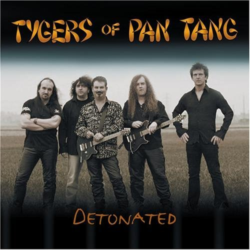 Tygers of Pan Tang - Detonated