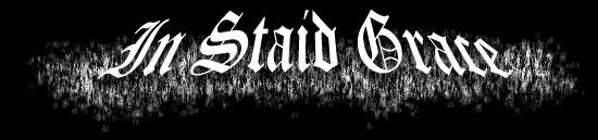 In Staid Grace - Logo