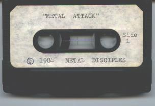 Metal Disciples - Demo