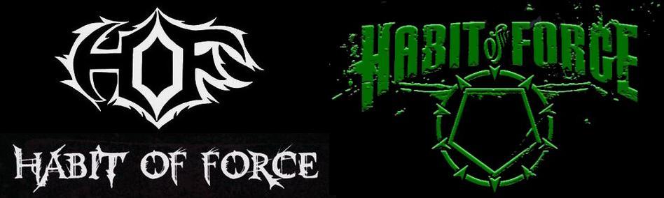 Habit of Force - Logo
