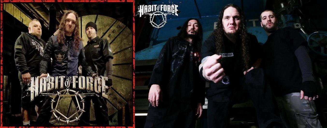 Habit of Force - Photo