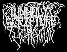 Unholy Scripture - Logo