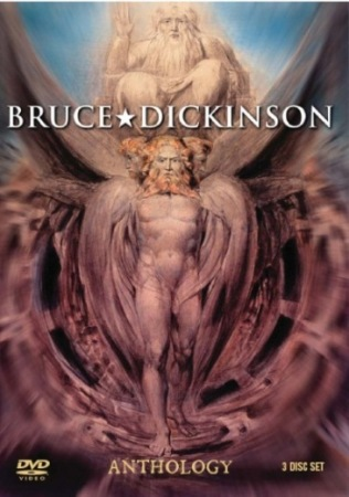 Bruce Dickinson - Anthology