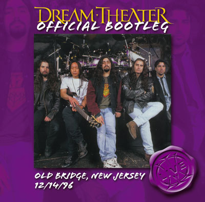 Dream Theater - Old Bridge, New Jersey 12/14/96