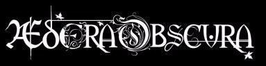 Aedera Obscura - Logo