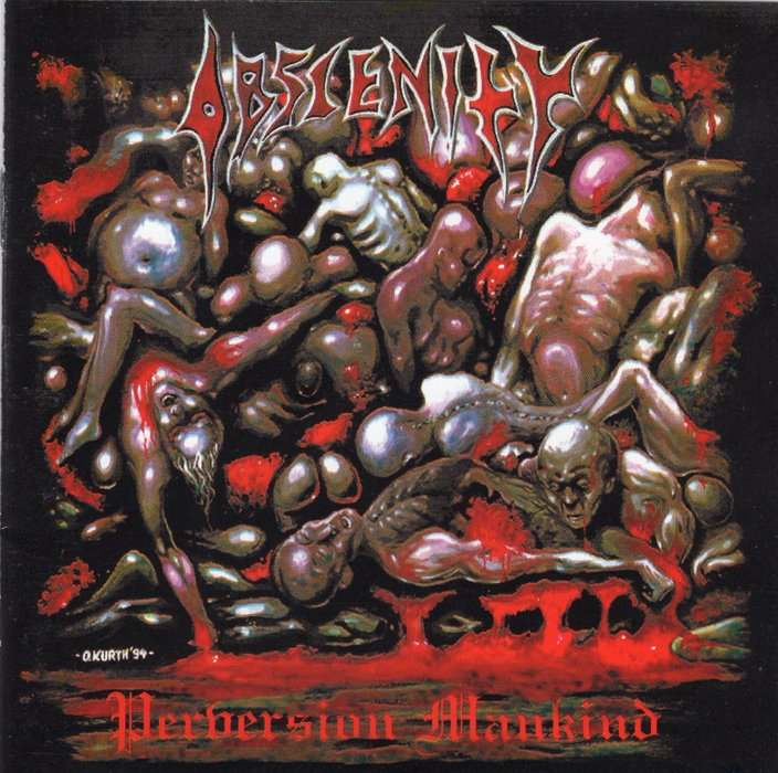 Obscenity - Perversion Mankind