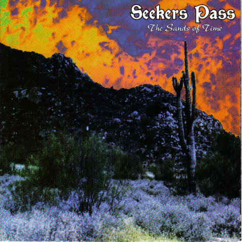 Seekers Pass - The Sands of Time