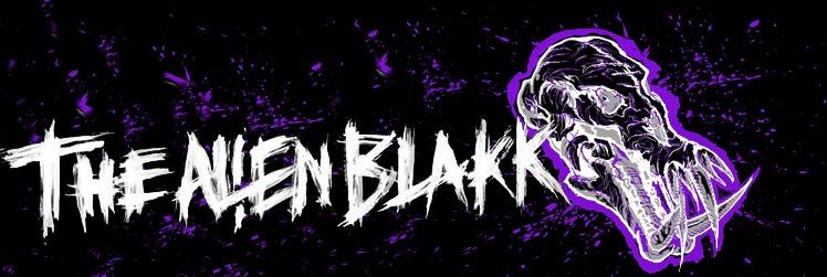 The Alien Blakk - Logo