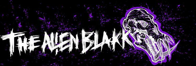 The Alien Blakk - Logo