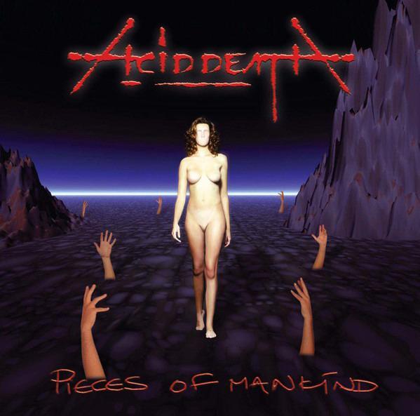 Acid Death - Pieces of Mankind