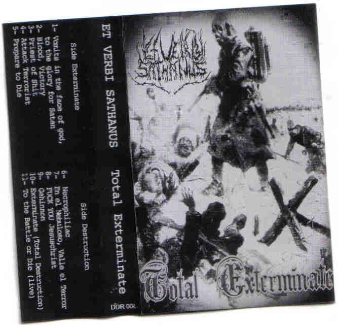 Et Verbi Sathanus - Total Exterminate