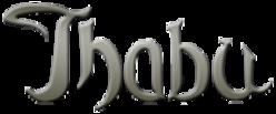 Thabu - Logo